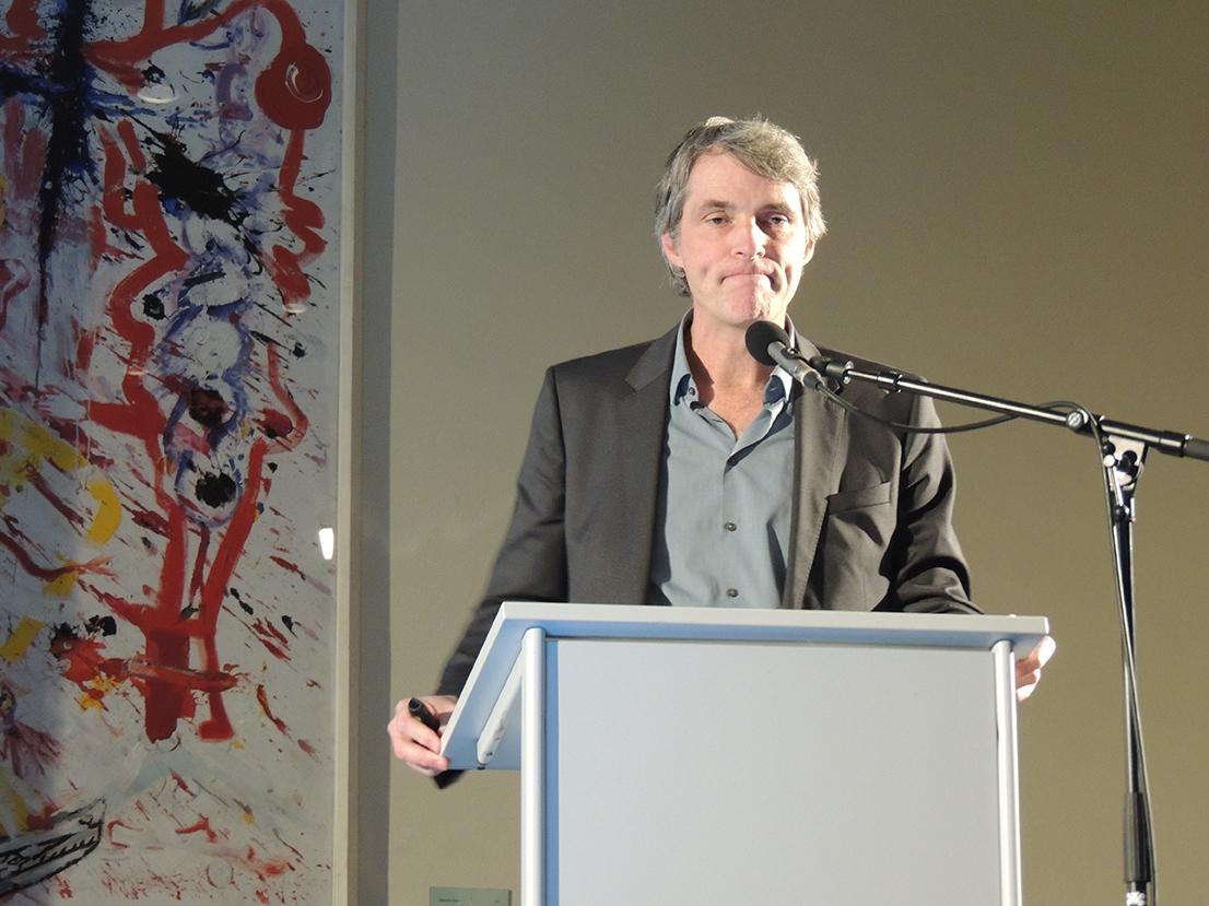 Johan Verrue - UGent: denken als ondernemer/marketeer in de zorg